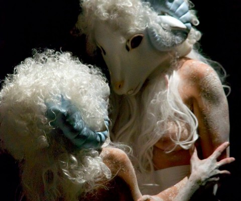 Artemide- Cecilia Guzzardi + Callisto - Elisabetta Ventura